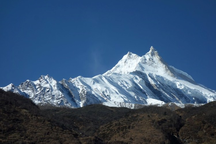 Trek okolo Manaslu a Tsum Valley